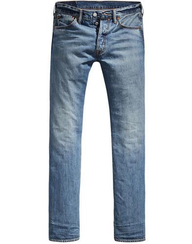 LEVI'S® 501 Original Straight Jeans PINK SAND COOL