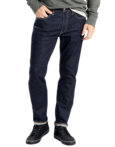 LEVI'S® 502 Retro Mod Regular Tapered Denim Jeans.