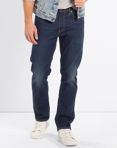 Levi's 504 Regular Straight Denim Jeans Festival