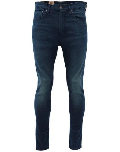 levis 510 retro indie mod skinny jeans red fern
