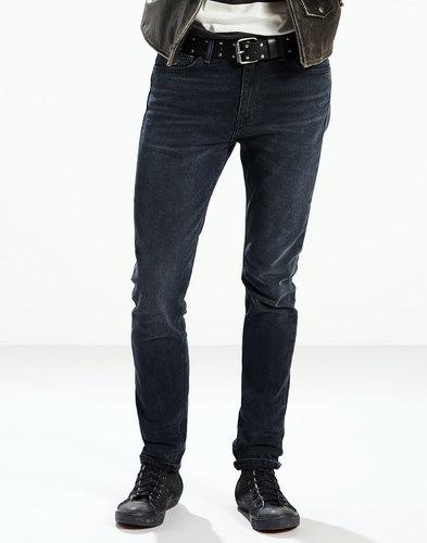 LEVI'S® 510 Mod Skinny Fit Denim Jeans NIGHT SHIFT