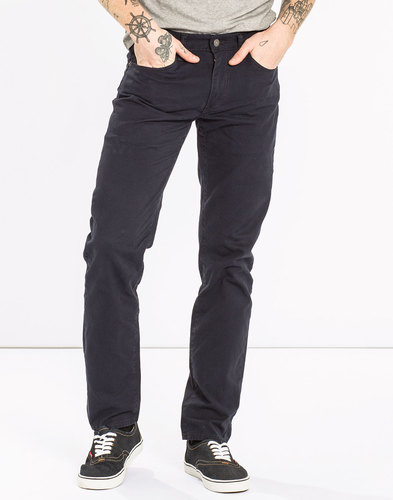 LEVI'S® 511 Retro Linen Mix Slim Jeans NIGHTWATCH