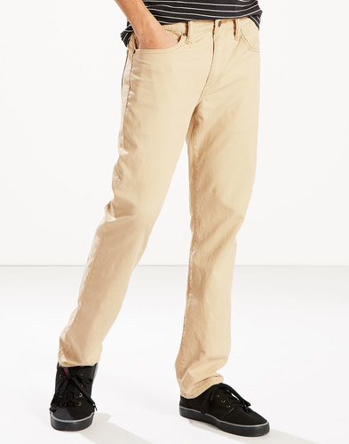 Levi's 511 Slim Fit Jeans in Linen Sand Retro Jean