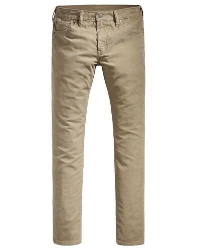 LEVI'S® 511 Retro 60s Mod Slim Fit Cord Jeans SAND