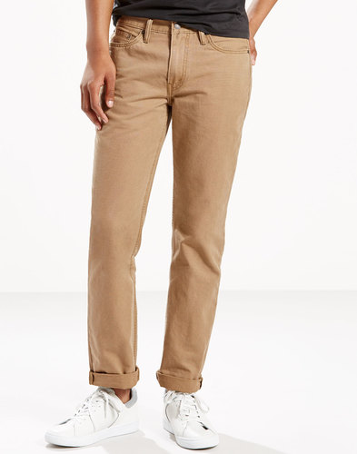 Levi's 514 Straight leg Chino Trousers Sand