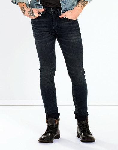 LEVI'S® 519 Retro Extreme Skinny Jeans SHARKLEY