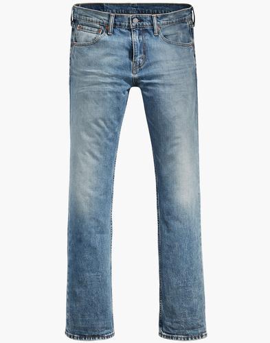LEVI'S 527 Retro Slim Bootcut Jeans FIGURE FOUR