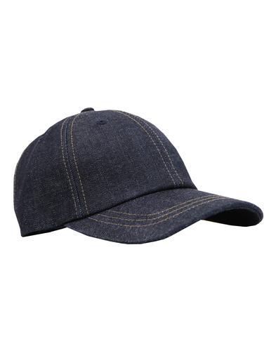 levis denim baseball cap dark blue mod