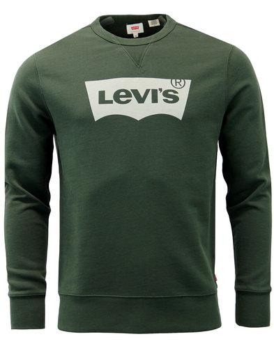 levis-retro-70s-graphic-crew-fleece-sweat-green