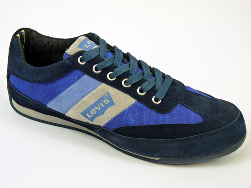 LEVIS RETRO 70S TRAINERS INDIE MOD 90S TRAINERS