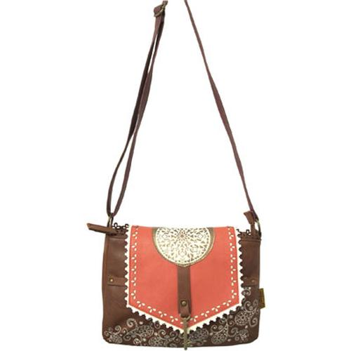 LOCK AND KEY RETRO VINTAGE MINI SHOULDER BAG