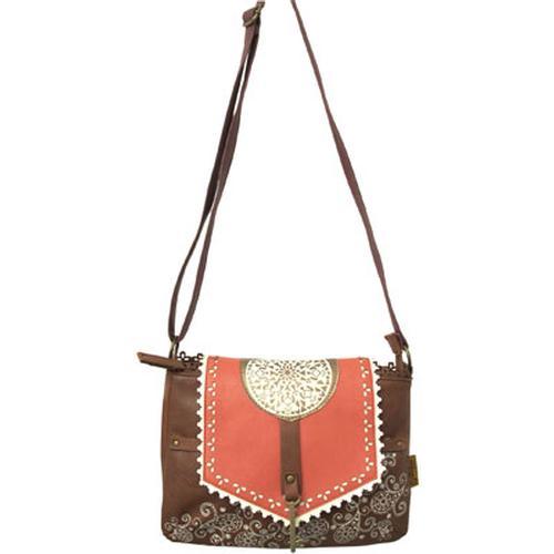 Lock & Key Retro Vintage Women's Mini Shoulder Bag