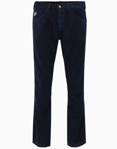New Dallas LOIS Retro Mod Jumbo Cord Trousers (N)