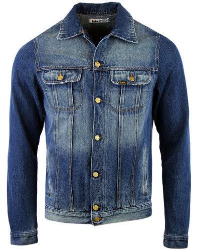Tejana LOIS Retro 1970s Nolan Stone Denim Jacket