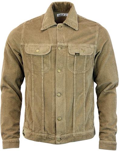 lois jeans tejana jumbo cord jacket Sand