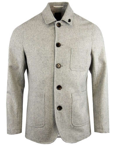 Bakerboy LUKE 1977 Mod Made In England Pea Coat
