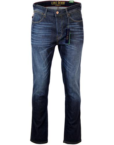 LUKE 1977 JEANS FREDDIE SLIM RETRO DENIM JEANS