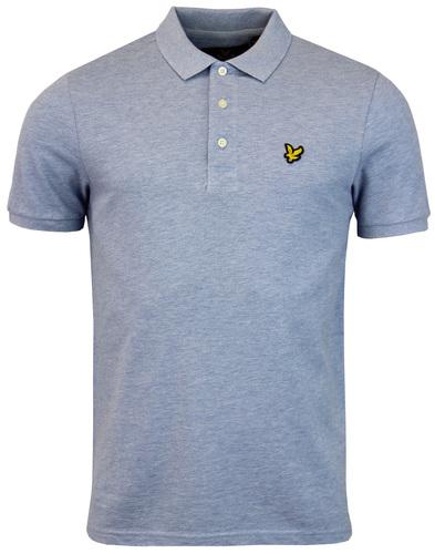 LYLE & SCOTT Men's Classic Mod Pique Polo Shirt BM