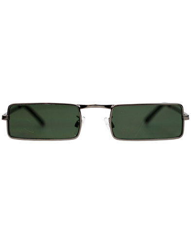 madcap england mcguinn mod granny glasses green