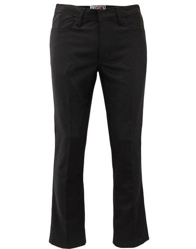Logan Bootcut MADCAP ENGLAND Mod Hopsack Trousers