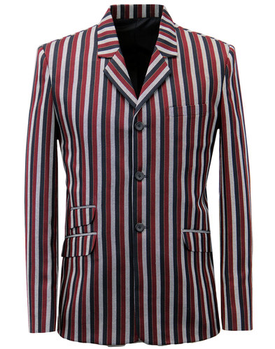 madcap england offbeat retro mod boating blazer