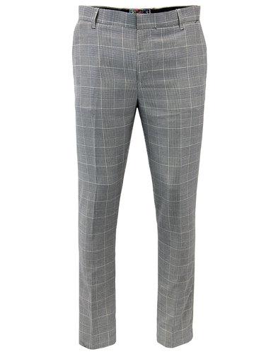 Jagger MADCAP ENGLAND Mod POW Drainpipe Trousers