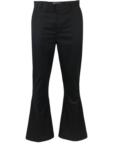 madcap england bolan retro smart bellbottom flares