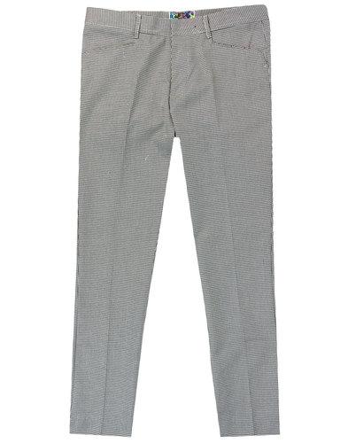 Stoned MADCAP ENGLAND Mod Dogtooth Slim Trousers