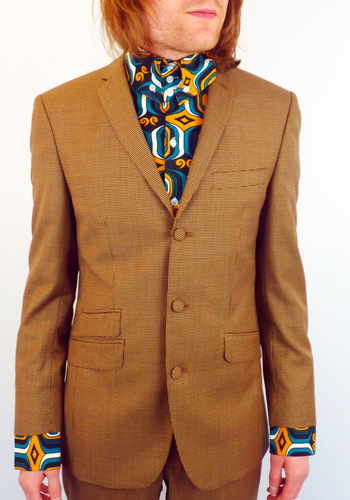 Tailored by Madcap England Dogtooth Suit Jacket