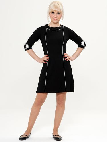 MADEMOISELLE YEYE RETRO MOD 60S AMELIE DRESS
