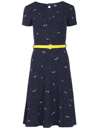 Beth MADEMOISELLE YEYE Retro 60s Mod Paris Dress