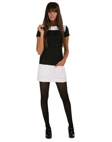 MARMALADE DRESSES RETRO MOD BOW 60S DRESS