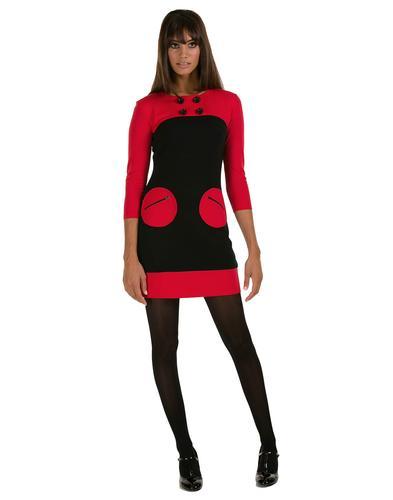 MARMALADE DRESSES RETRO MOD CIRCLE 60S DRESS