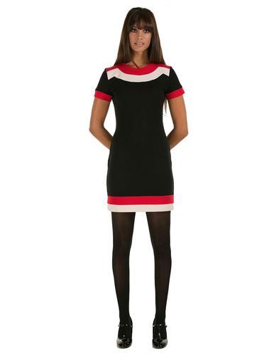 MARMALADE DRESSES RETRO MOD 60S SPACE AGE DRESS