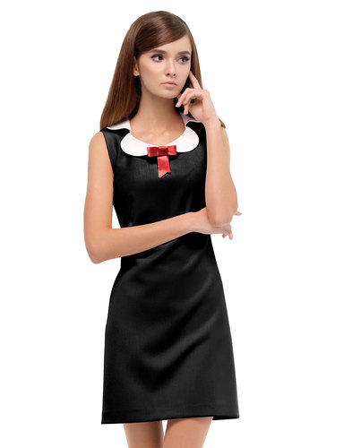 Marmalade retro 60s mod peter pan collar dress