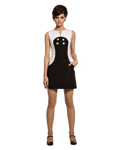 MARMALADE DRESSES RETRO MOD 60S DRESS