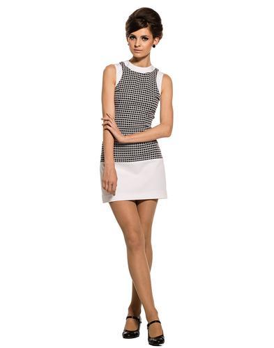 MARMALADE DRESSES RETRO MOD CHECK 60S DRESS