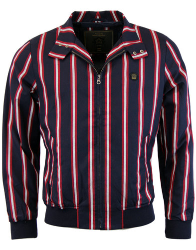 merc witton retro mod boating stripe harrington