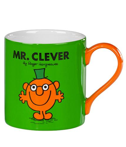 Mr Clever - Retro Mr Men and Little Miss Mug