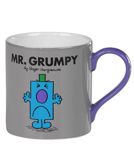 Mr Grumpy - Retro Mr Men and Little Miss Mug