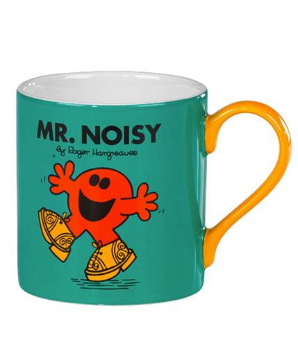 Mr Noisy - Retro Mr Men and Little Miss Mug