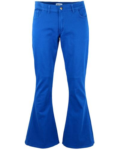 13th Floor Flares MADCAP ENGLAND 70s Bellbottoms