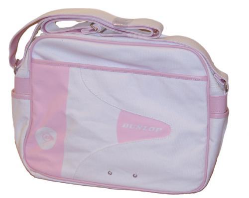 'Pink Sling' - Retro Indie Dunlop Greenflash Bag