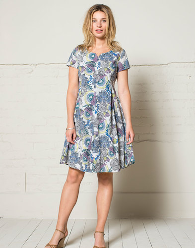 Nomads retro vintage 50s dress