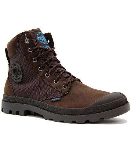 palladium pampa sport cuff wpn retro boots brown