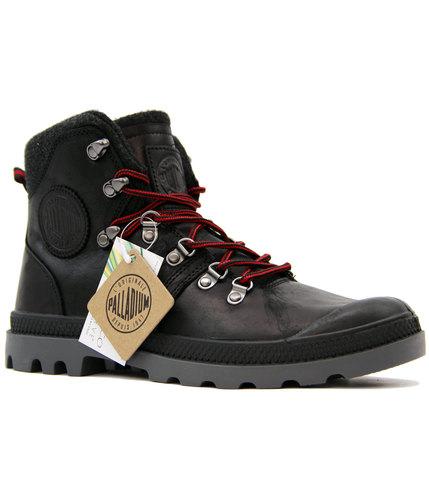 Pallabrouse Hikr PALLADIUM Retro Hiking Boots (B)