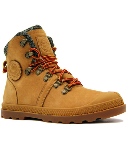 palladium pallabrouse hikr lp womens boots amber