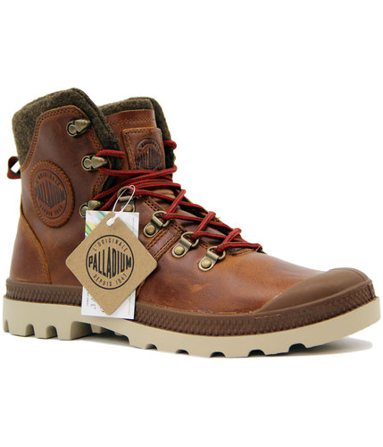 Pallabrouse Hikr PALLADIUM Retro Hiking Boots (S)