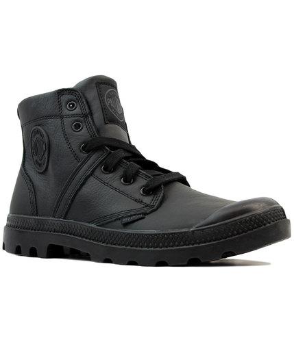 Pallabrouse VL PALLADIUM Tumbled Leather Boots (B)