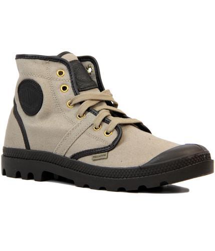PALLADIUM Pallabrouse Pampa Hi Military Boots M/AD